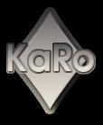 Logo Katalogu Rozproszonych Bibliotek Polskich KARO